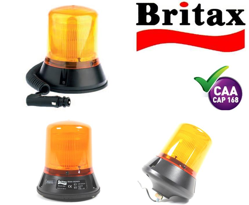 Britax B330 series airport beacons