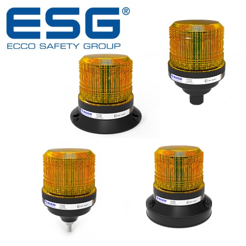 ECCO LED Bronze Beacons