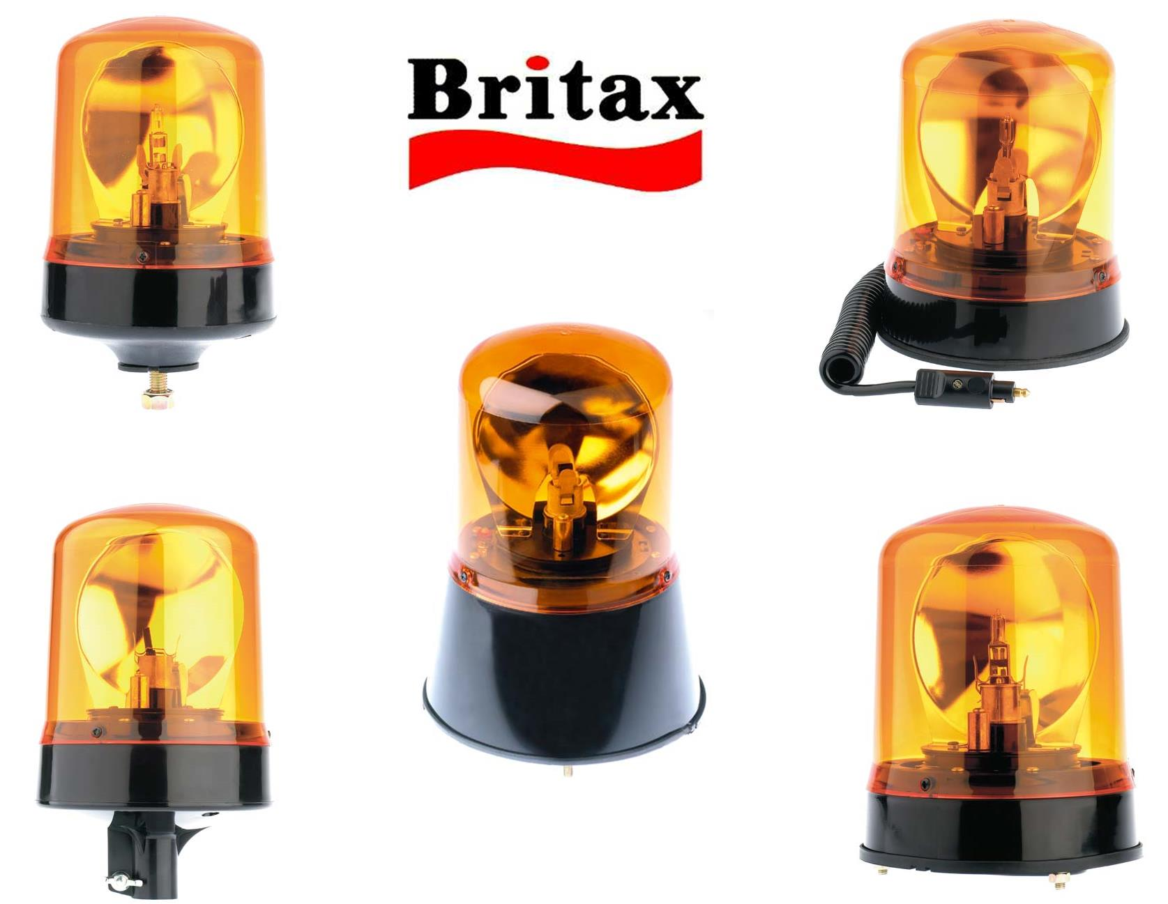 Britax 370 Series Rotating Beacons