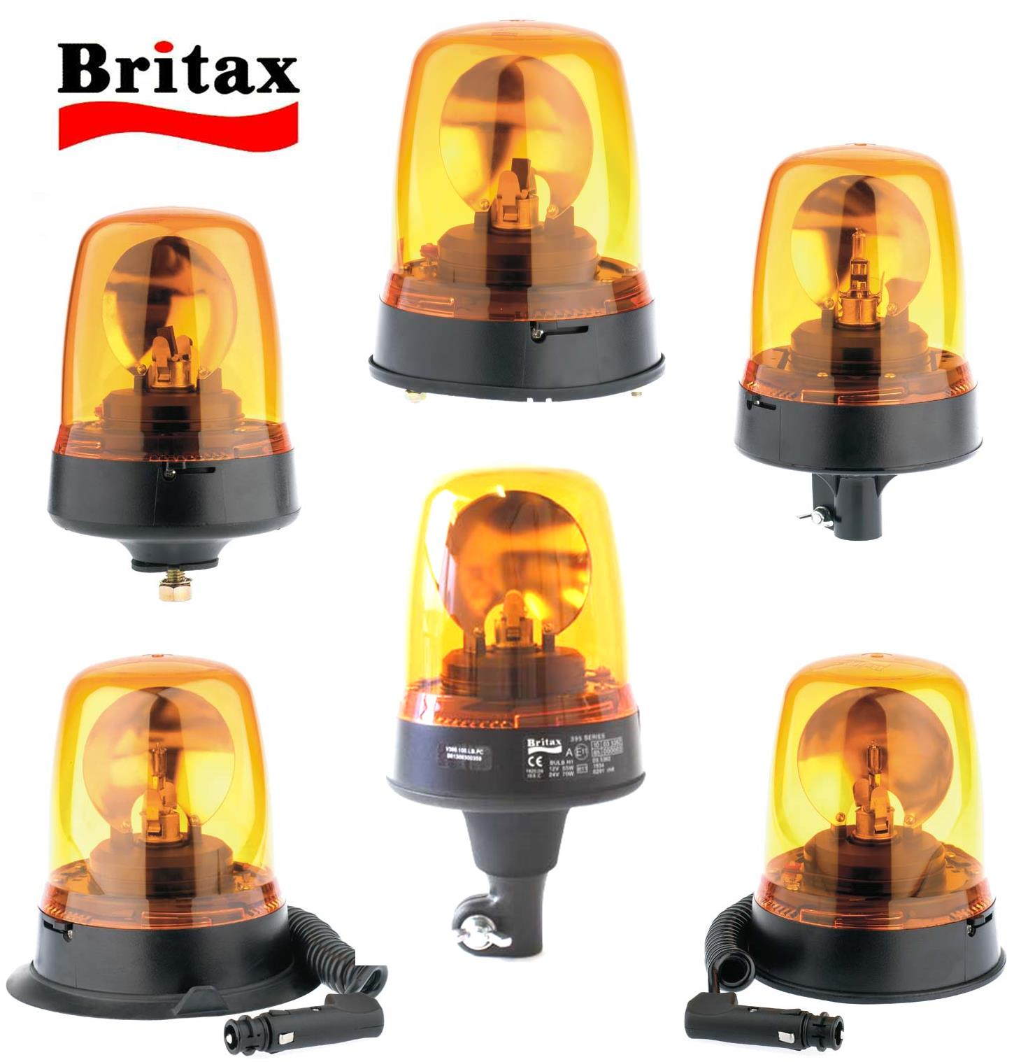 Britax 390 Series Rotating Beacons