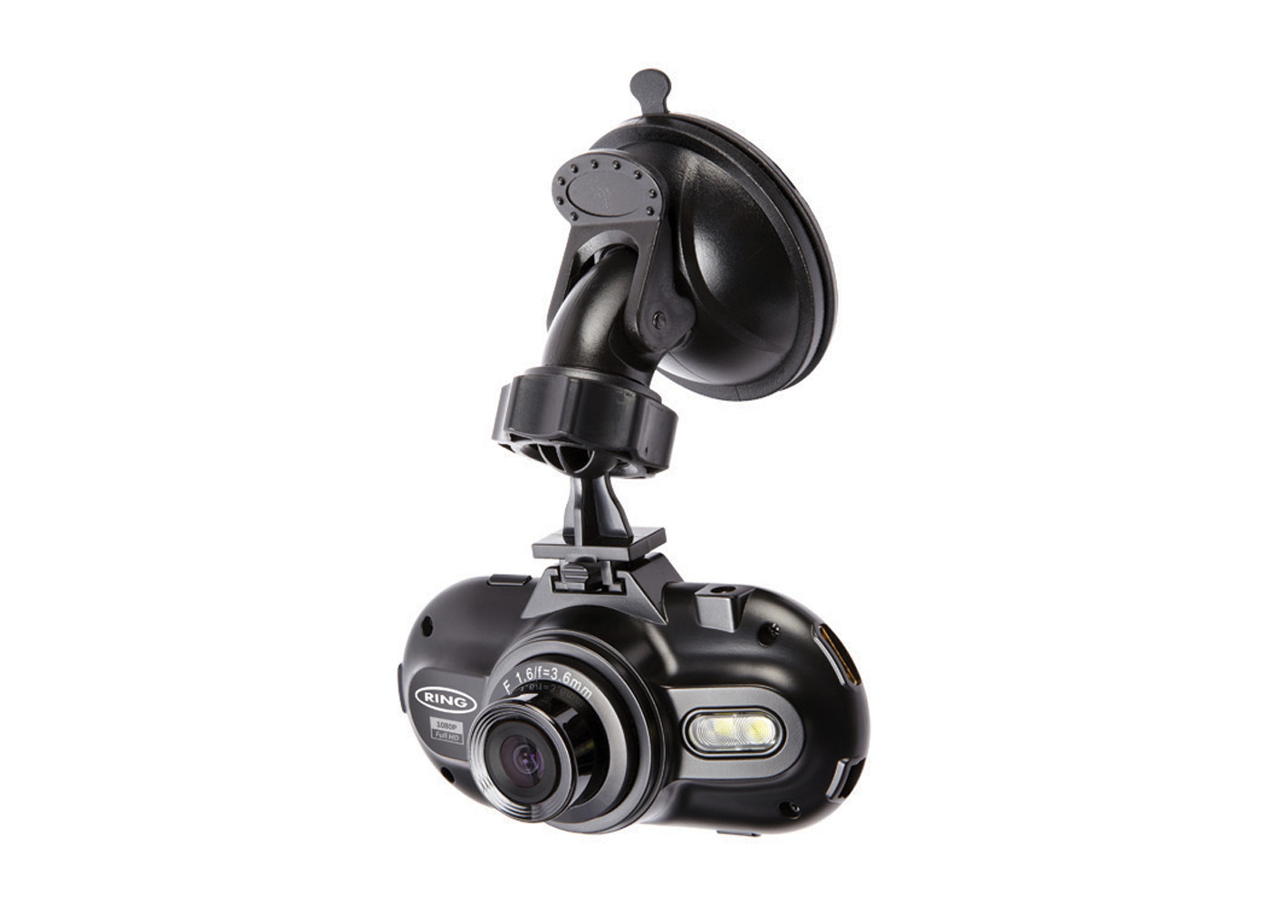 RING GPS Dash Camera RBGDC200