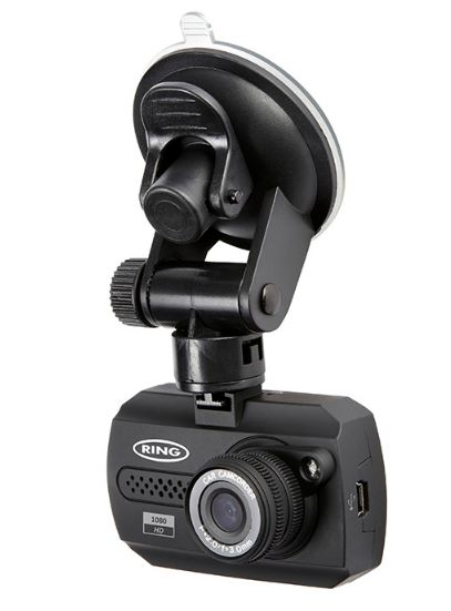 "RING HD 1.5"" Mini Dash Camera"