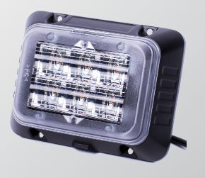 ECCO SecuriLED Quad Flash LED Warning Lamps