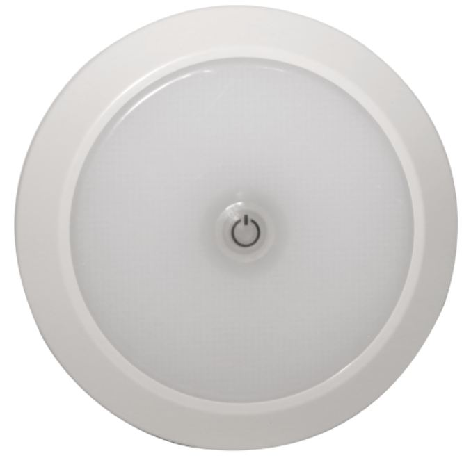 ECCO Interior Lighting ES0200 Series Round Flood Beam with Switch