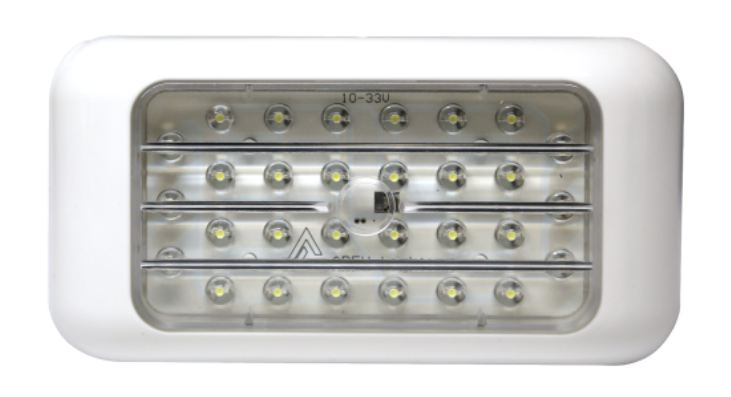 ECCO Interior Lighting ES0200 Series Square Flood Beam
