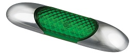 LED Autolamps Coloured Step / Courtesy Lamps 68 Series