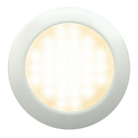 LED Autolamps Round 30 LED's Interior Lamp