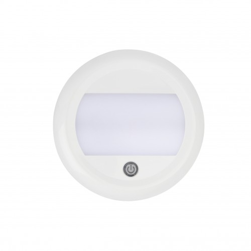 LED Autolamps Round Interior Lamp
