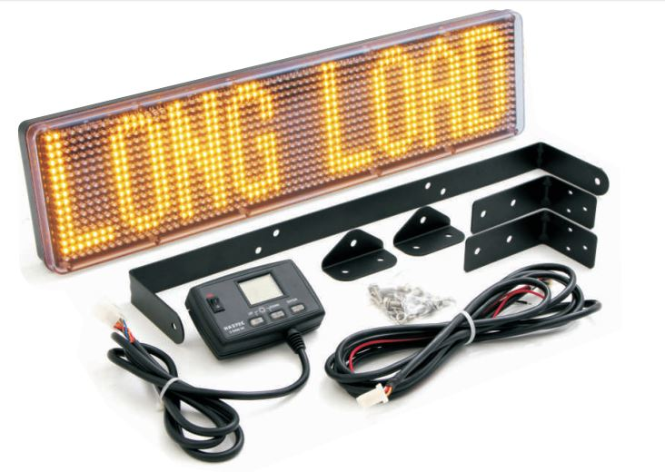 Haztec 573mm LED message display