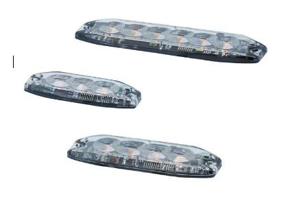 LAP Slimline LED Modules TLED Range - 19 Flash Patterns
