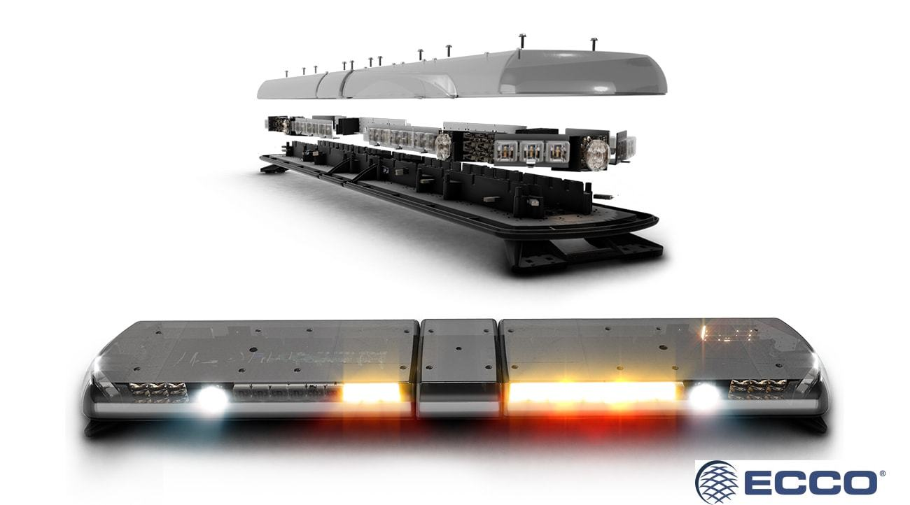 ECCO 12+ Series standard LED Lightbar