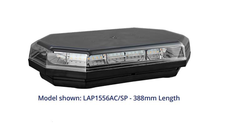 LAP Jupiter LED Lightbars