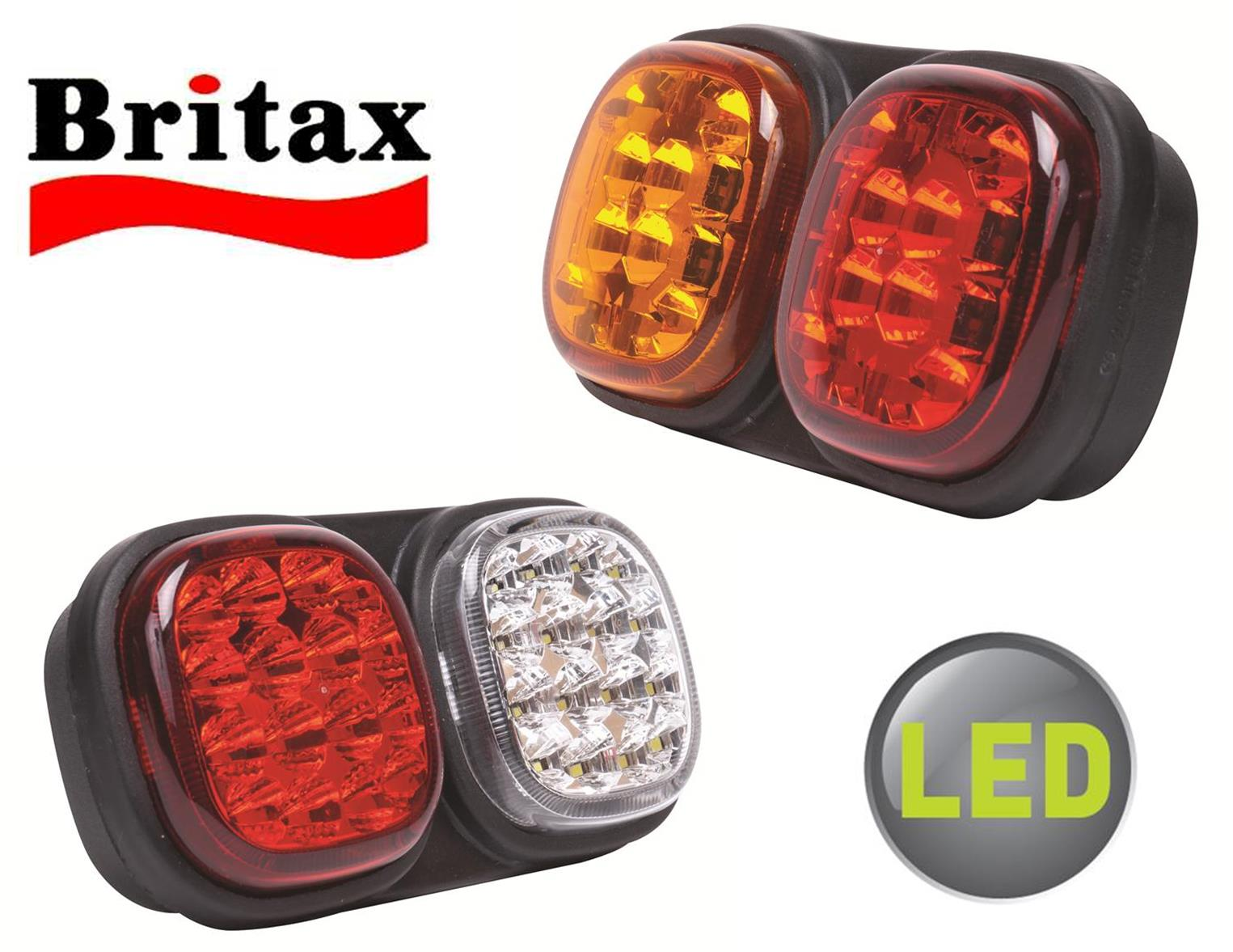 Britax L12 LED Rear Lamps