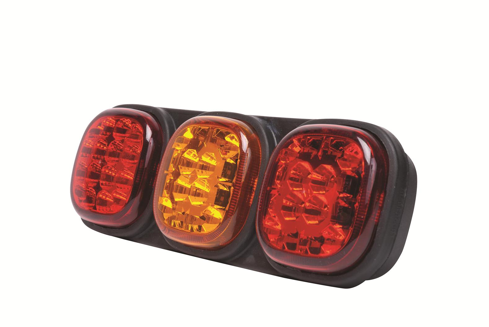 Britax L13 LED Rear Lamps