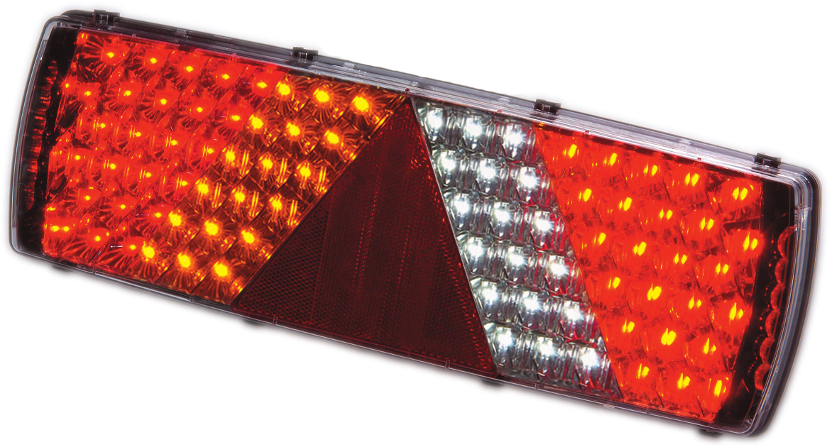 LAP 26006 Series rear lamps