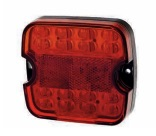 LAP CV101-2 square rear lamps