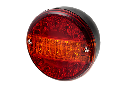 LAP CV107 Round Rear Lamps
