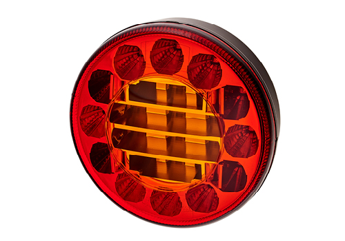LAP CV108-9 Round Rear Lamps