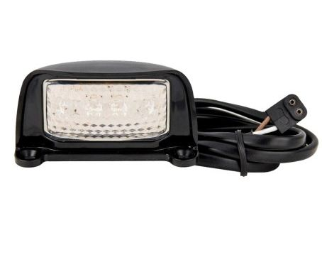 35 Series Number Plate Lamps / Plug & Play