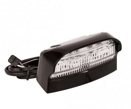 41 Series Number Plate Lamps / Plug & Play