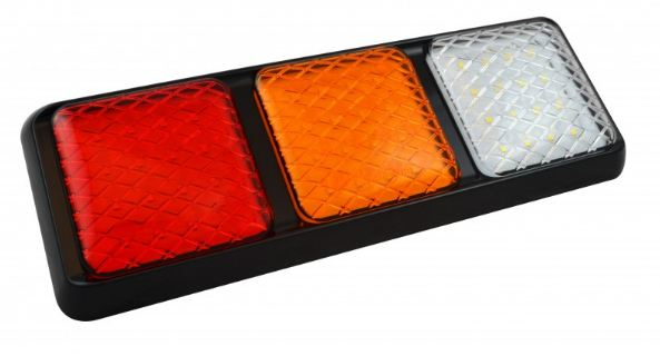 282 Series Triple Combination Rear Lamps