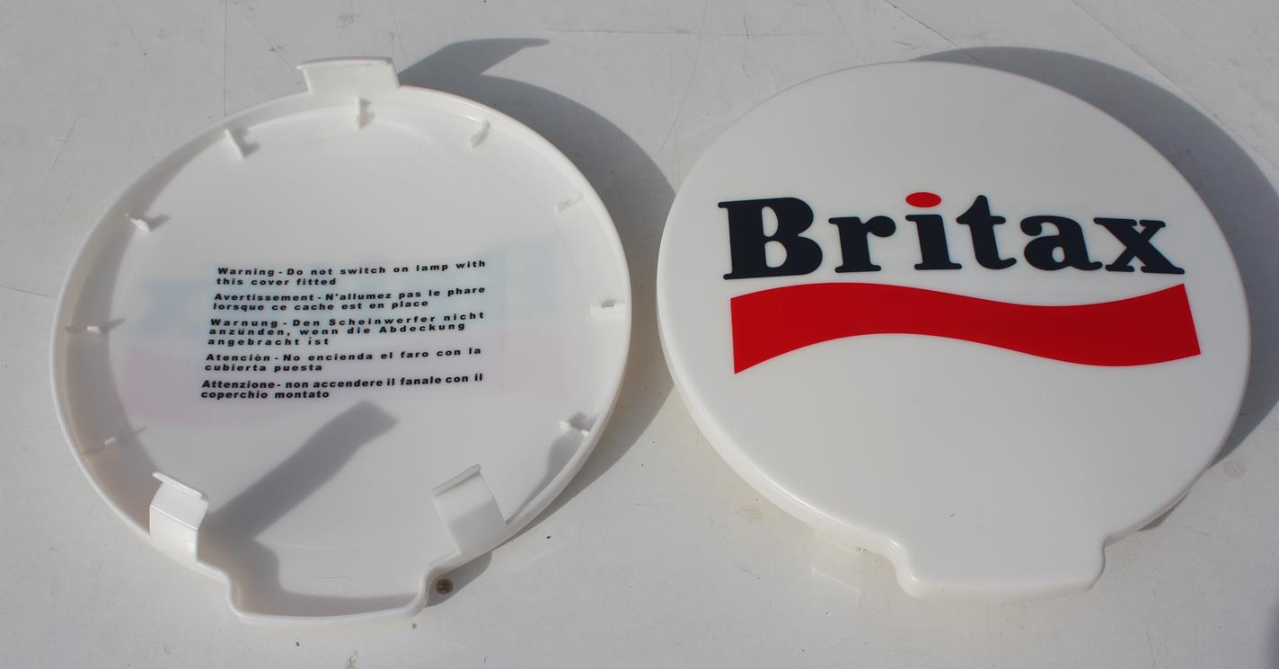Lens Protective Cover for Britax Driving Lamps