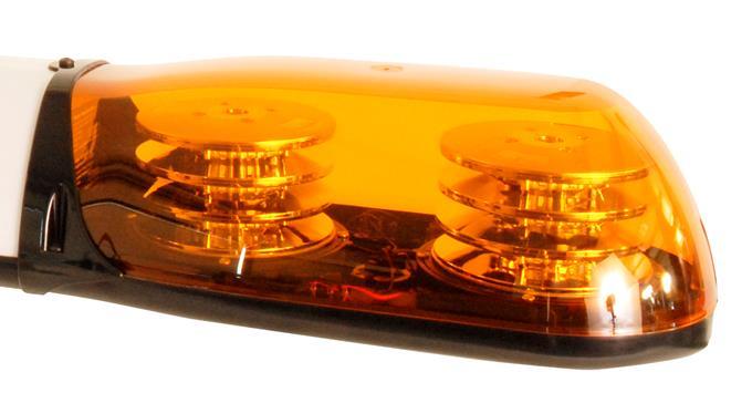 Replacement Lens For Britax 2 Module Lightbar