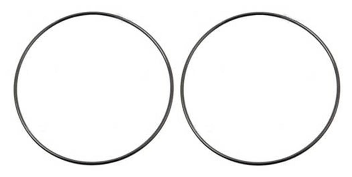 Pair of replacement drive belts for Britax lightbars