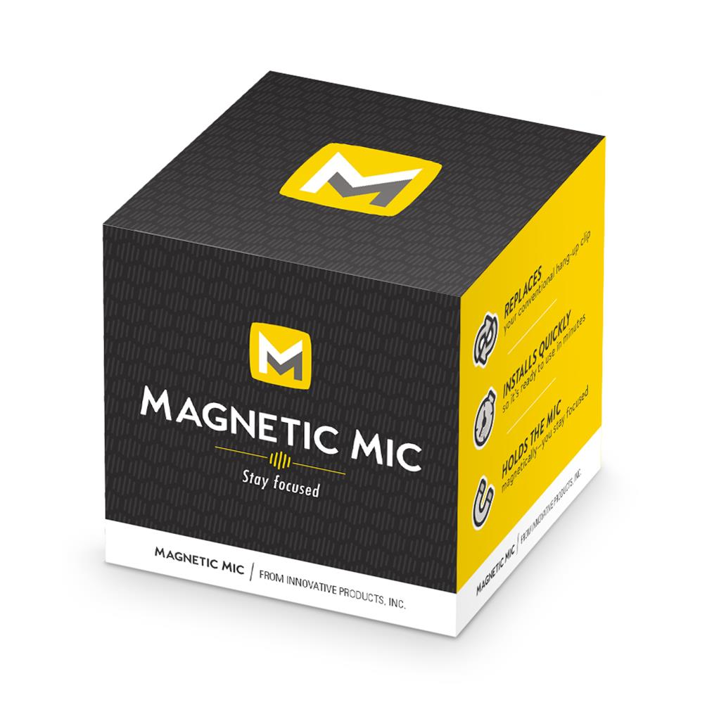 Magnetic Mic Kit- Single Unit