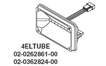 Whelen 400 Series Strobe Tube