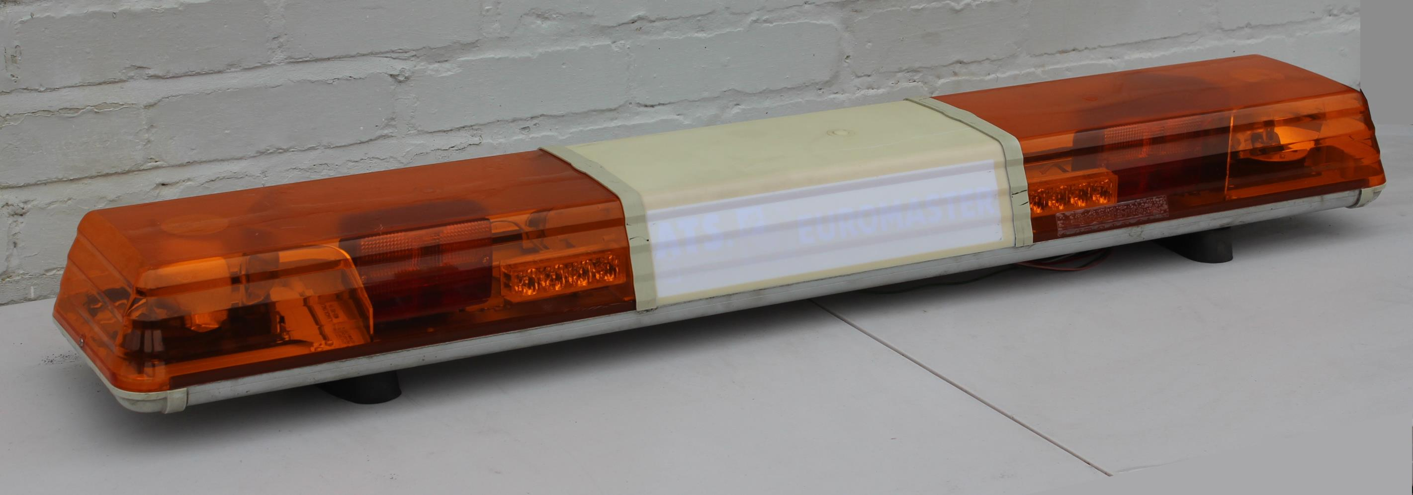 "48"" Rotator/LED lightbar by Vision Alert"