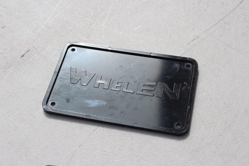 Whelen 400 series