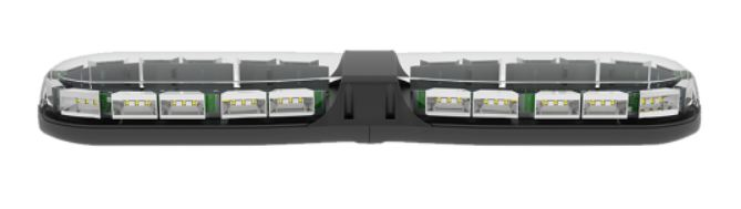 ECCO 13 Series Low Profile R65 LED Lightbars