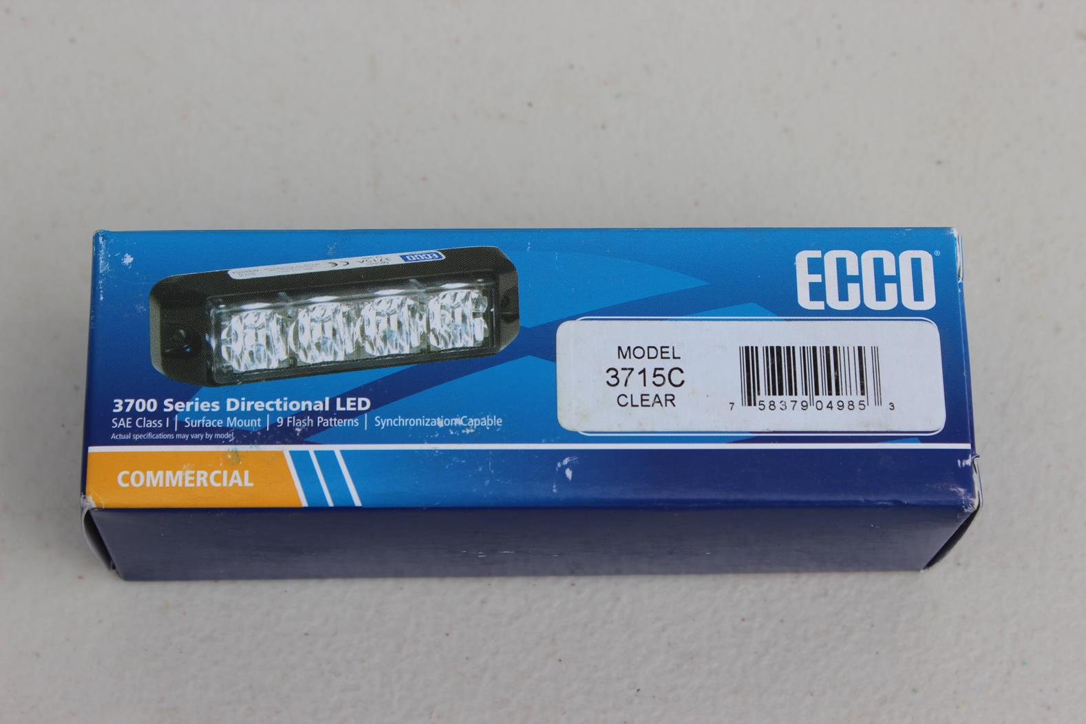 ECCO 3700 Series Directional LED White