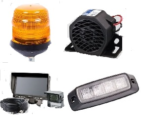 ECCO Van LED Beacon kit 2