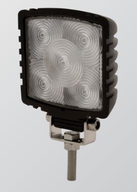 ECCO LED Compact square worklamp