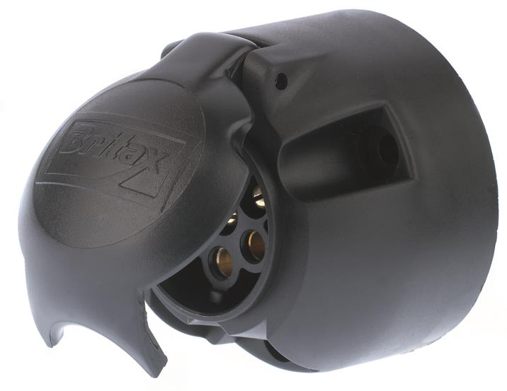 Britax 7 way trailer socket 12N