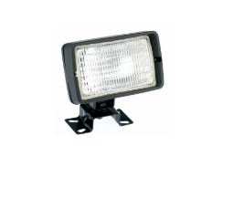 Britax 5814 Halogen Square Work Lamp