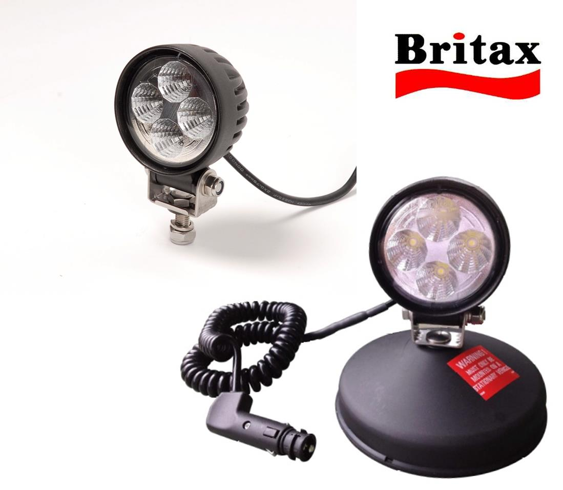 Britax L80 LED 600 lumen work lamp