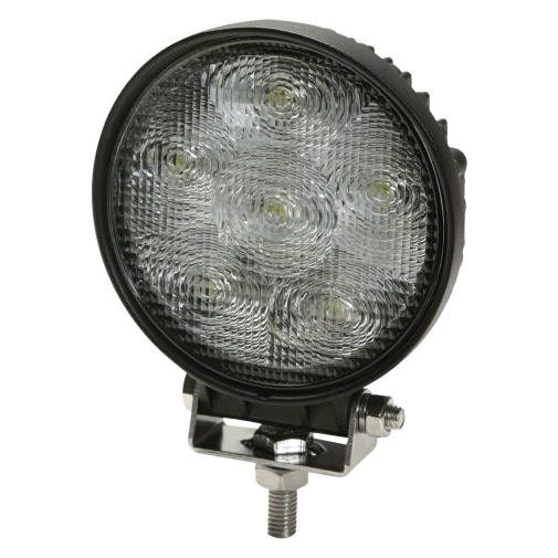 ECCO E92004-E Round Flood Work Lamp