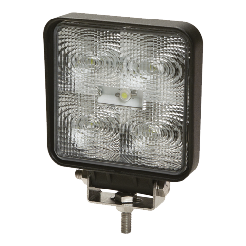 ECCO E92007-E Square Flood Work Lamp