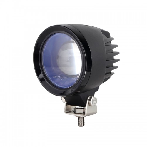 LED Autolamps FLB/R Blue Forklift Safety Lamps