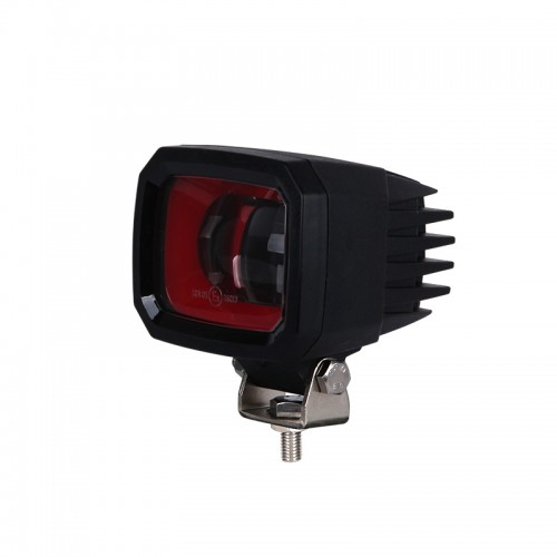 LED Autolamps FLRL/S Red Forklift Safety Lamps