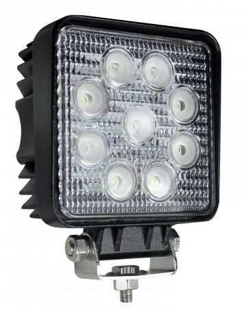 LED Autolamps High-Powered Square Flood Lamp