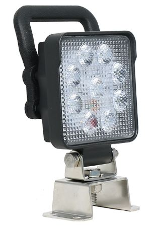LED Autolamps IP69K High-Power Square Flood Lamp