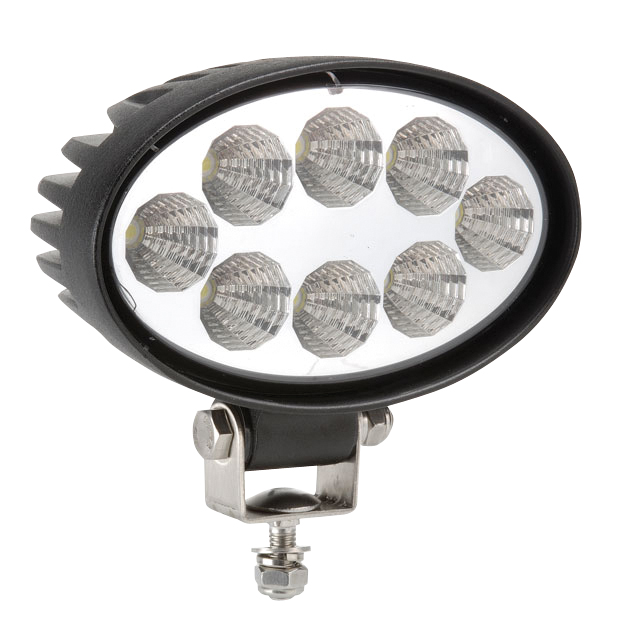 LED Autolamps Oval Flood Lamp