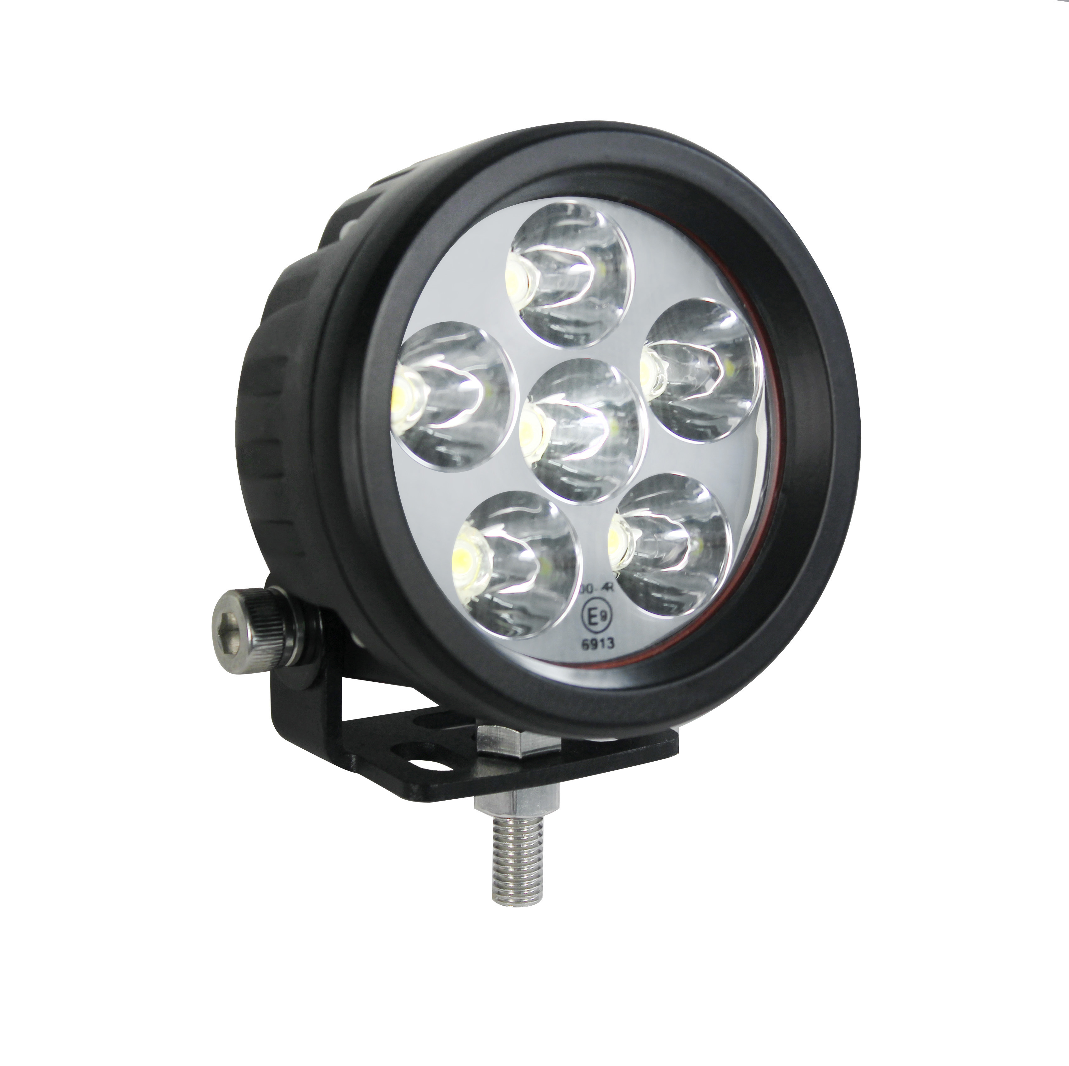 LED Autolamps Round Reverse - Work Lamps