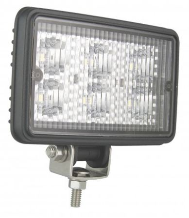 LED Autolamps Rectangular Work Lamp